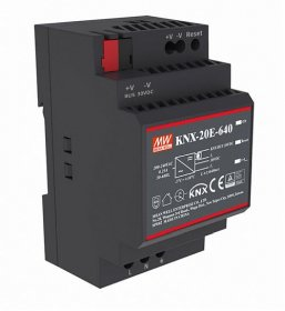 MEAN WELL 640mA KNX DIN Rail Power Supply