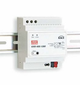 MEAN WELL 1280mA KNX DIN Rail Power Supply