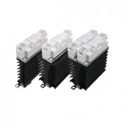 HSR-SLD series Slim Single Phase Solid State Relay 40A 230VAC
