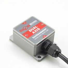 LCA316-45 Single Axis Serial (RS-485) Inclinometer ±45º