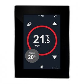 Touchscreen Thermostat With Modbus RTU Communication 24VAC/DC