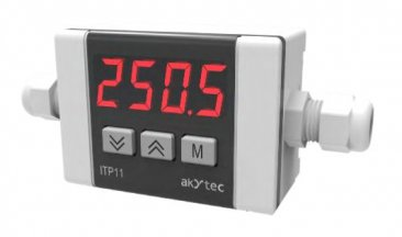 ITP11-W Process indicator 4-20 mA Loop-Powered (Red)