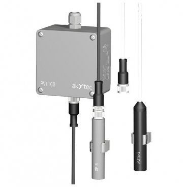 PVT100 Humidity and Temperature Transmitter with High Temperature Remote Probe