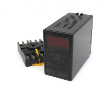 Isolated Load Cell 1mv/V 0-10V Transmitter with Display