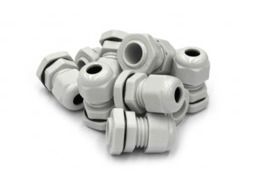 PG7 Grey Cable Gland