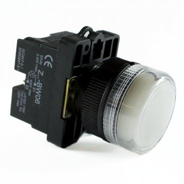 HB2-EV63 White LED Indicator