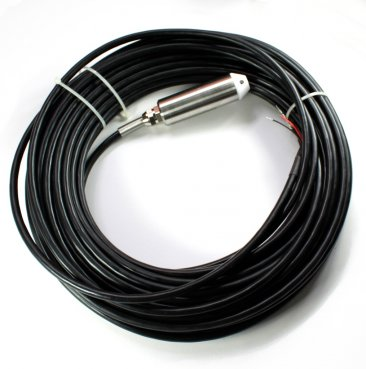 Raw and Waste Water Level Sensor 0-5m with 10m Cable