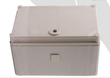Grey CE Approved ABS Waterproof Enclosures. Size 300*200*160mm
