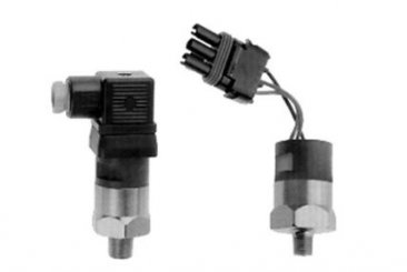 Adjustable Pressure Switch with Stainless Steel Housing 2 Bar