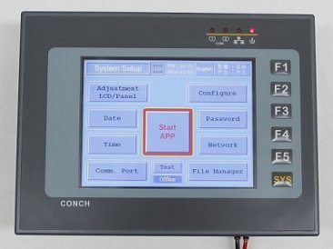 "5.6"" TFT LCD Touchscreen"