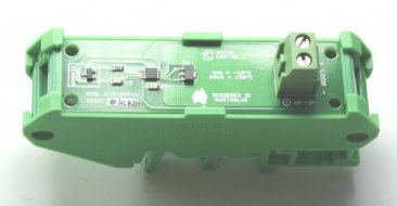 DIN Rail Mount 72 x 20mm