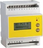 Modbus Pulse Counter, 12 Inputs, 230VAC