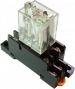 DPDT DIN Mount Relay 240VAC